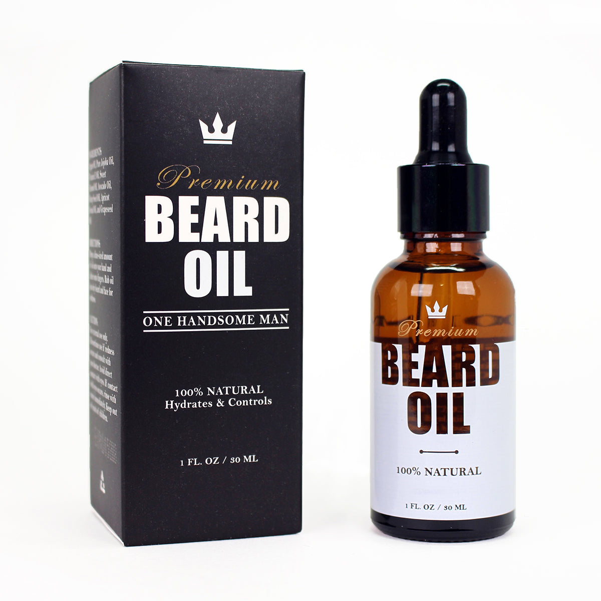 Premium Beard Oil (Free Shipping)