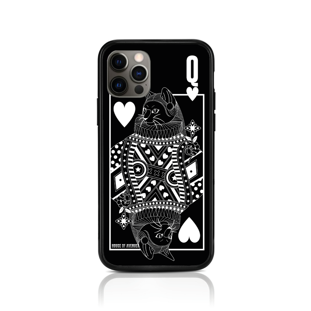 Original Design Phone Case - Poker Cat - Style F - House of Avenues - Designer Shoes | 香港 | 女鞋 House of Avenues