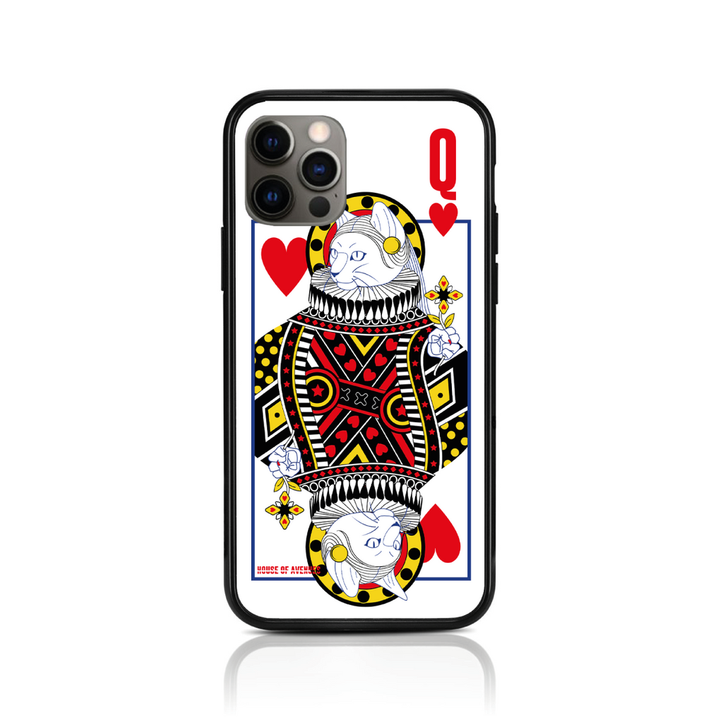 Original Design Phone Case - Poker Cat - Style D - House of Avenues - Designer Shoes | 香港 | 女鞋 House of Avenues