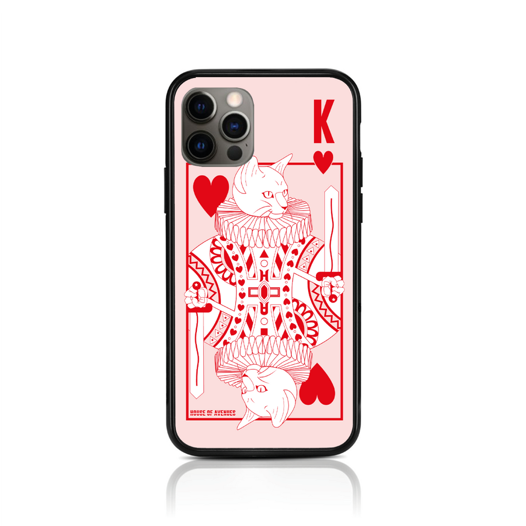 Original Design Phone Case - Poker Cat - Style G - House of Avenues - Designer Shoes | 香港 | 女鞋 House of Avenues