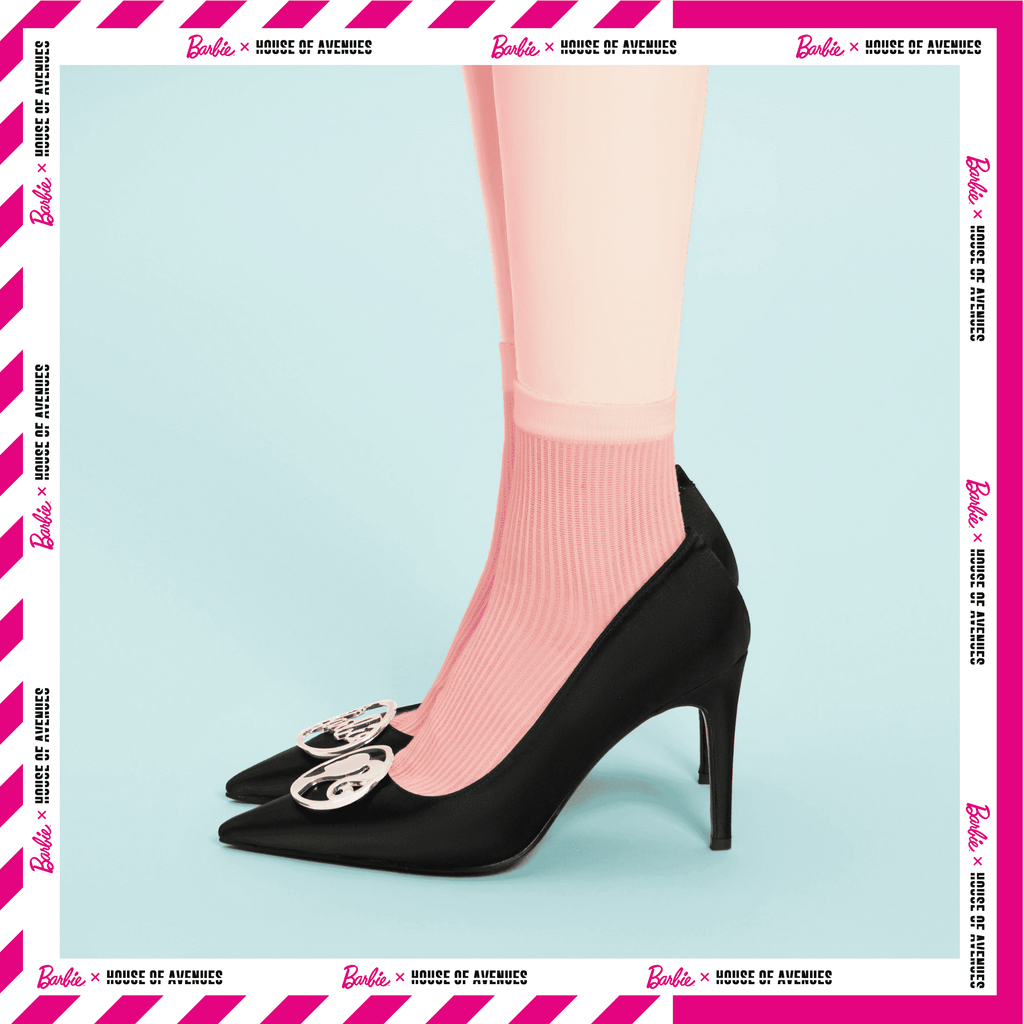 Barbie x House Of Avenues Ladies' Stiletto High Heel Pump 5417 - House of Avenues - Designer Shoes | 香港 | 女鞋 House of Avenues