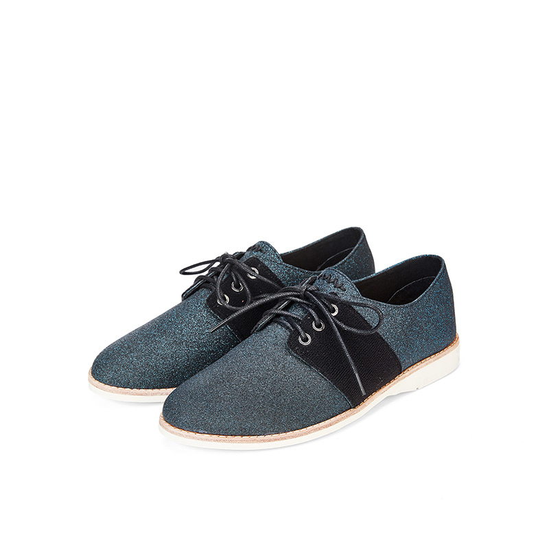 Ladies Casual Oxford HV01 Navy - House of Avenues - Designer Shoes | 香港 | 女鞋 House of Avenues