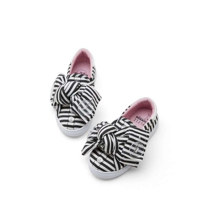 ZIZTAR X HOA KNOTTED KIDS SLIPON 4390 - House of Avenues - Designer Shoes Online