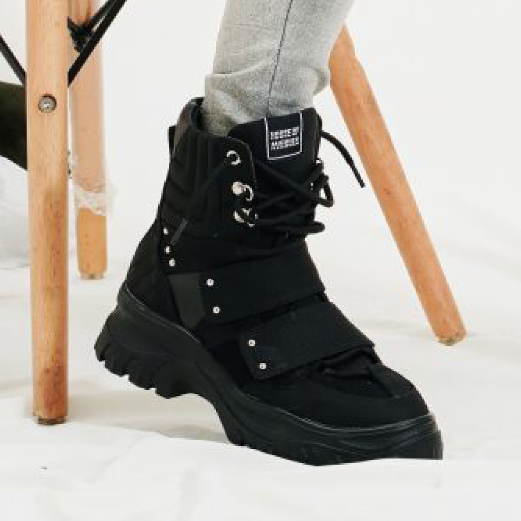 Women's Chunky Sport Boot City Survivor Collection 5129 - House of Avenues - Designer Shoes Online