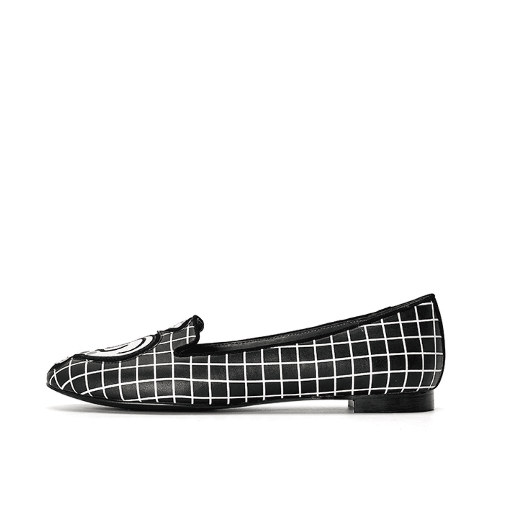Neo Memphis Ladies' Pop Art Loafer 5231 - House of Avenues - Designer Shoes Online