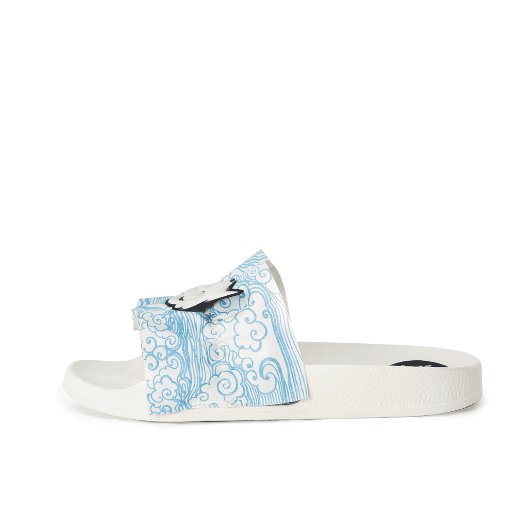 Ladies' Cloud Motif Beach Slipper 5280 - House of Avenues - Designer Shoes | 香港 | 女鞋 House of Avenues