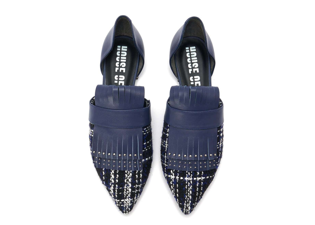 Soft acoustic Loafer 5307 - House of Avenues - Designer Shoes Online