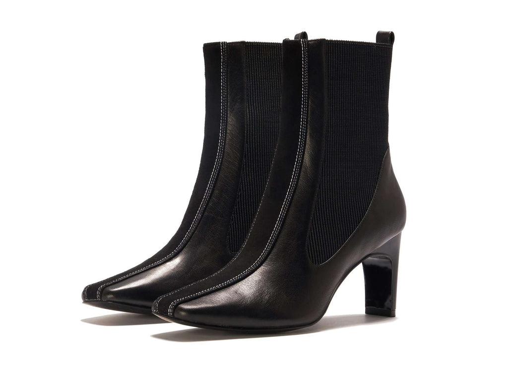 FINEST LINE BOOTIE 5399 (Black) - House of Avenues - Designer Shoes | 香港 | 女鞋 House of Avenues