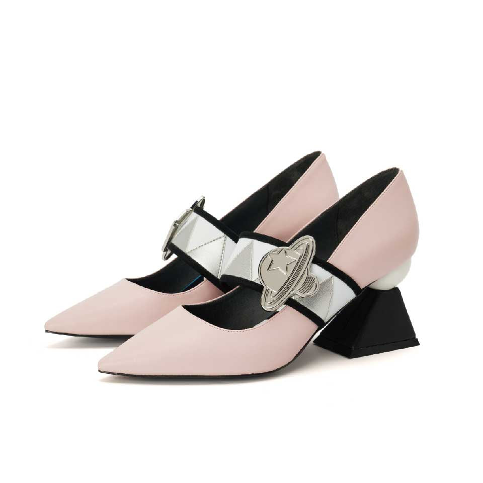 Another Planet Ladies' Mary Jane Heel Pumps 5144 - House of Avenues - Designer Shoes | 香港 | 女鞋 House of Avenues