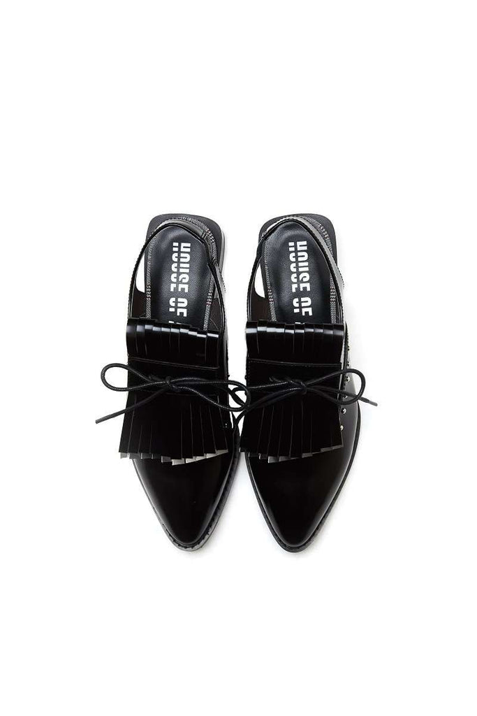 INTELLECTUAL REBELS TASSEL OXFORD 4406 - House of Avenues - Designer Shoes Online