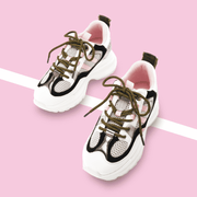 MESH PANELLED FANCY SNEAKER 5278 - House of Avenues - Designer Shoes Online