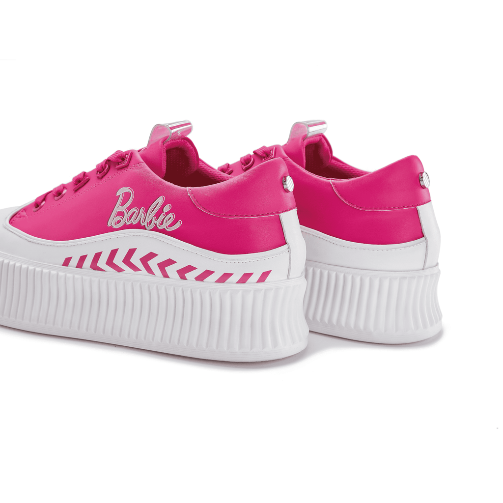 Barbie x House Of Avenues Ladies' Platform Sneaker 5530 Pink - House of Avenues - Designer Shoes Online 香港女鞋網店