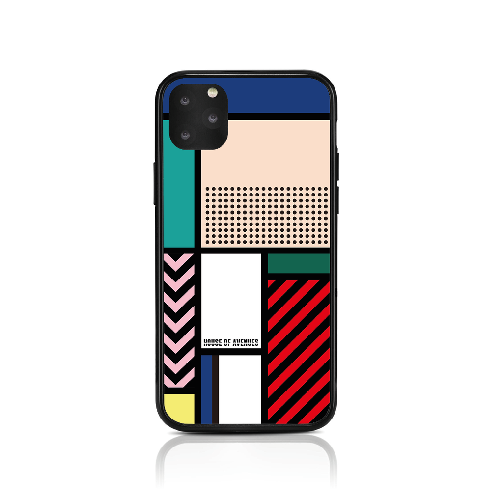 Original Design Phone Case - Color Block - Style A - House of Avenues - Designer Shoes | 香港 | 女鞋 House of Avenues