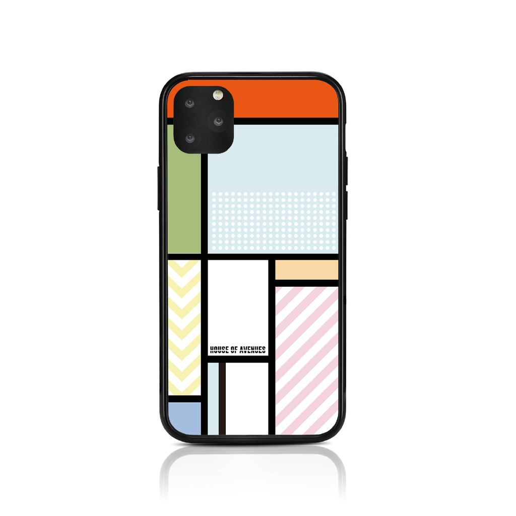Original Design Phone Case - Color Block - Style C - House of Avenues - Designer Shoes Online 香港女鞋網店