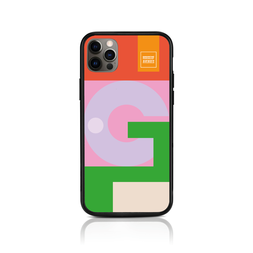 Original Design Phone Case - A to Z - Style G - House of Avenues - Designer Shoes | 香港 | 女鞋 House of Avenues