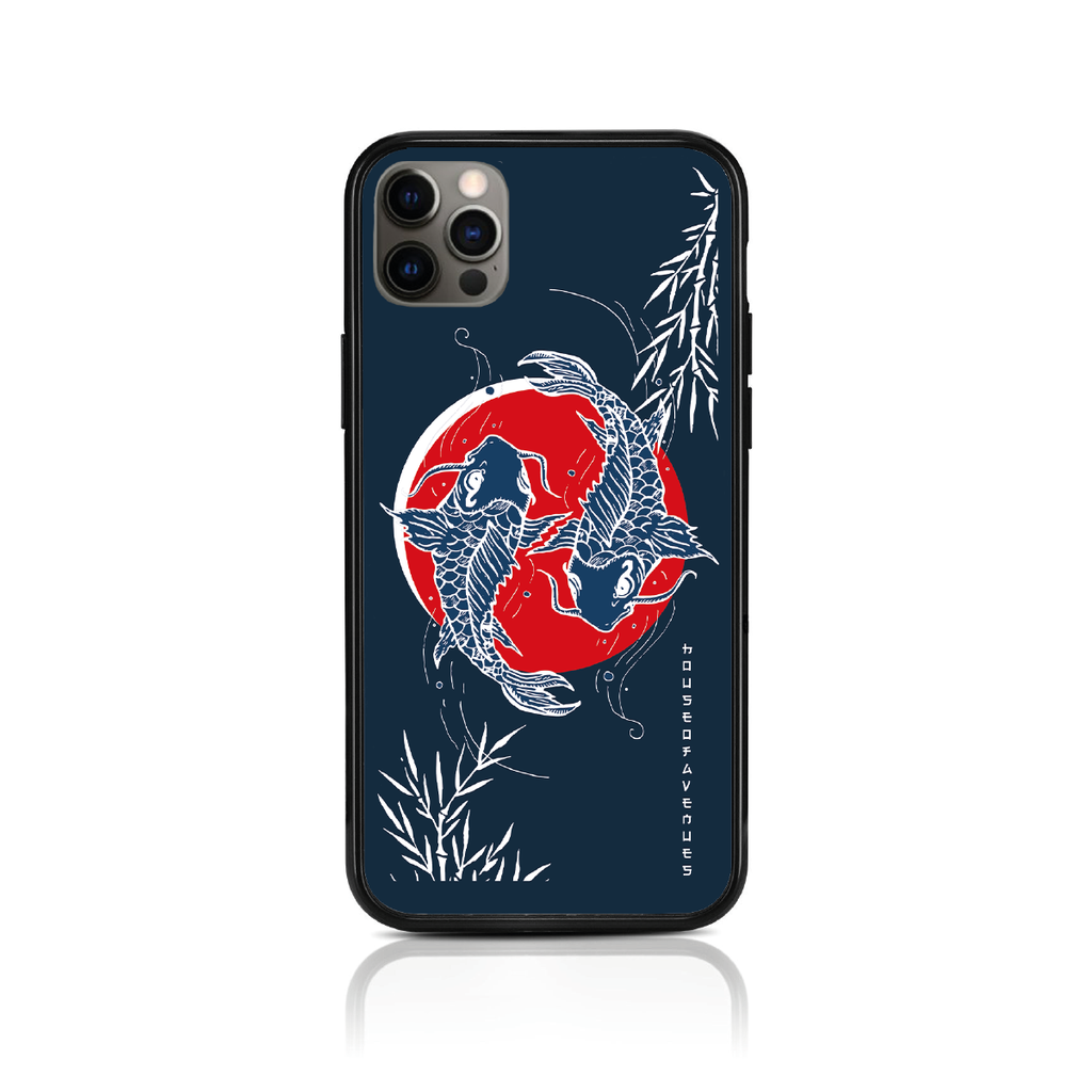 Original Design Phone Case - GoldFish - Style E - House of Avenues - Designer Shoes | 香港 | 女鞋 House of Avenues