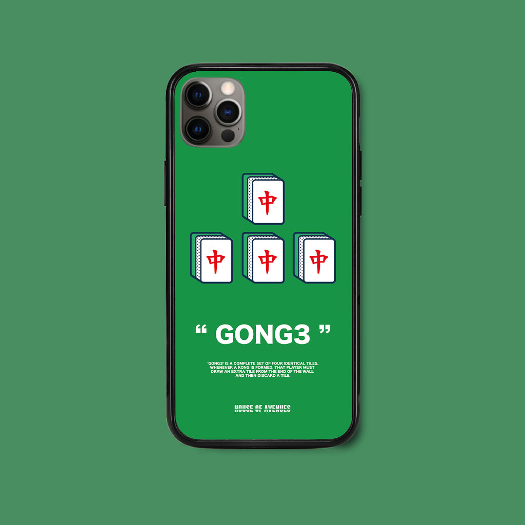 Original Design Phone Case - MahJong - Style B - House of Avenues - Designer Shoes | 香港 | 女鞋 House of Avenues