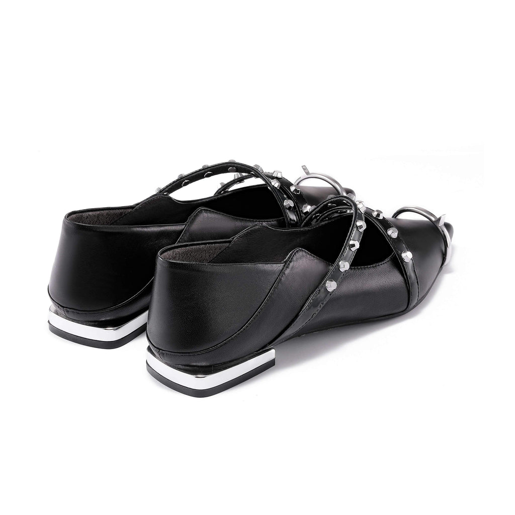 STREET SMART Mary Jane Flat 5075 - House of Avenues - Designer Shoes Online