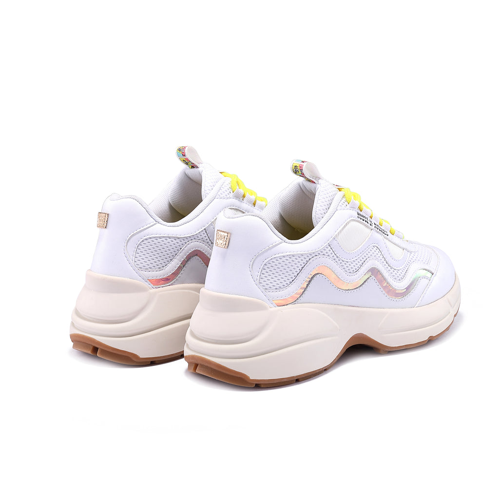 Spongebob x HOA Ladies' Chunky Sneaker 5102 White - House of Avenues - Designer Shoes | 香港 | 女鞋 House of Avenues
