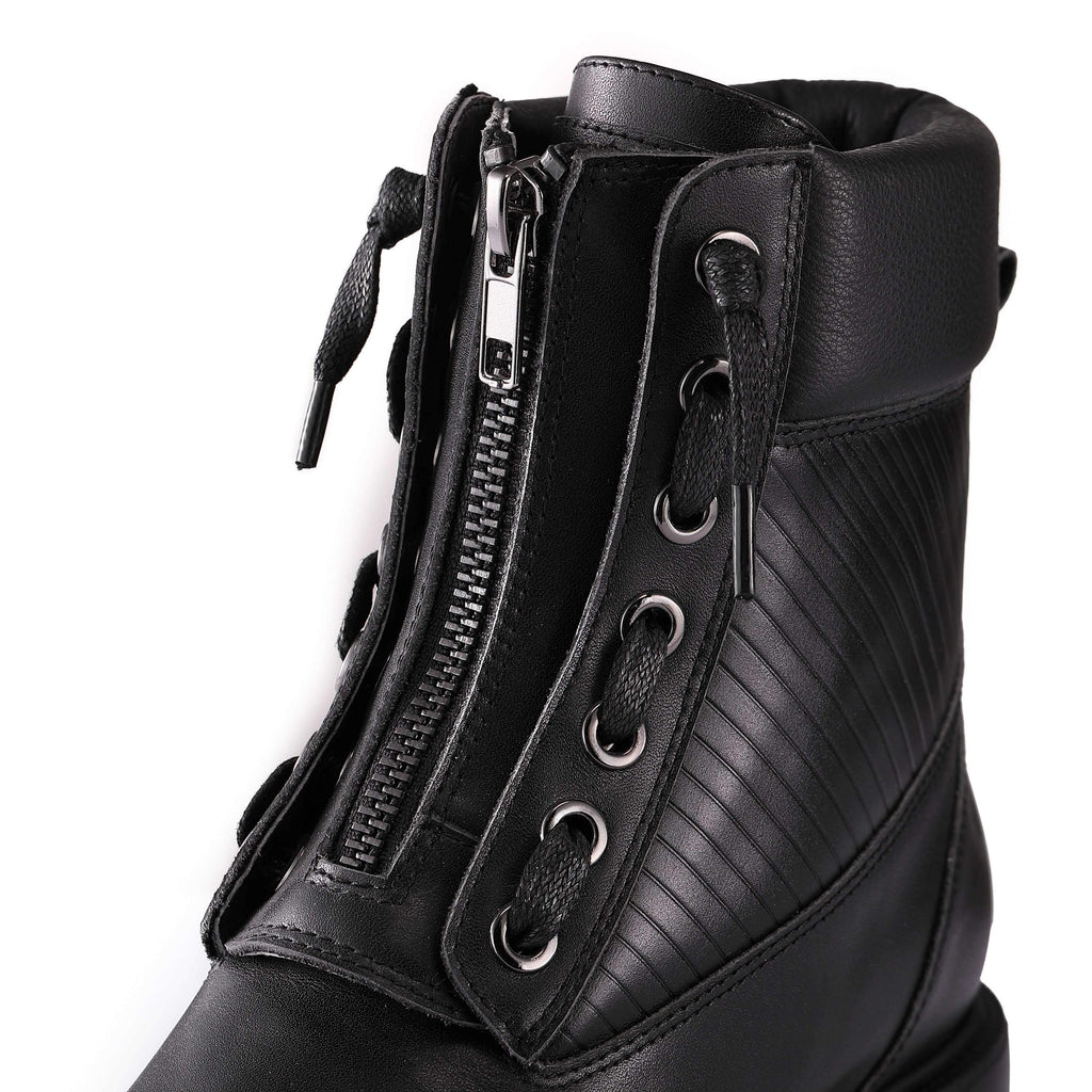 MILTARY BOOTIE 4307 - House of Avenues - Designer Shoes | 香港 | 女鞋 House of Avenues