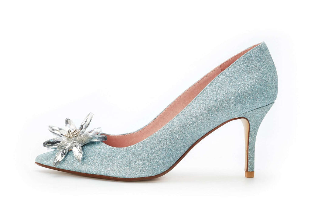 Isabella Pumps 101000 (Blue) - House of Avenues - Designer Shoes | 香港 | 女鞋 House of Avenues