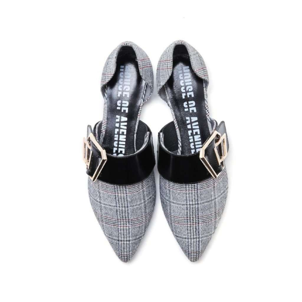 INTELLECTUAL REBELS BUCKLE LOAFER