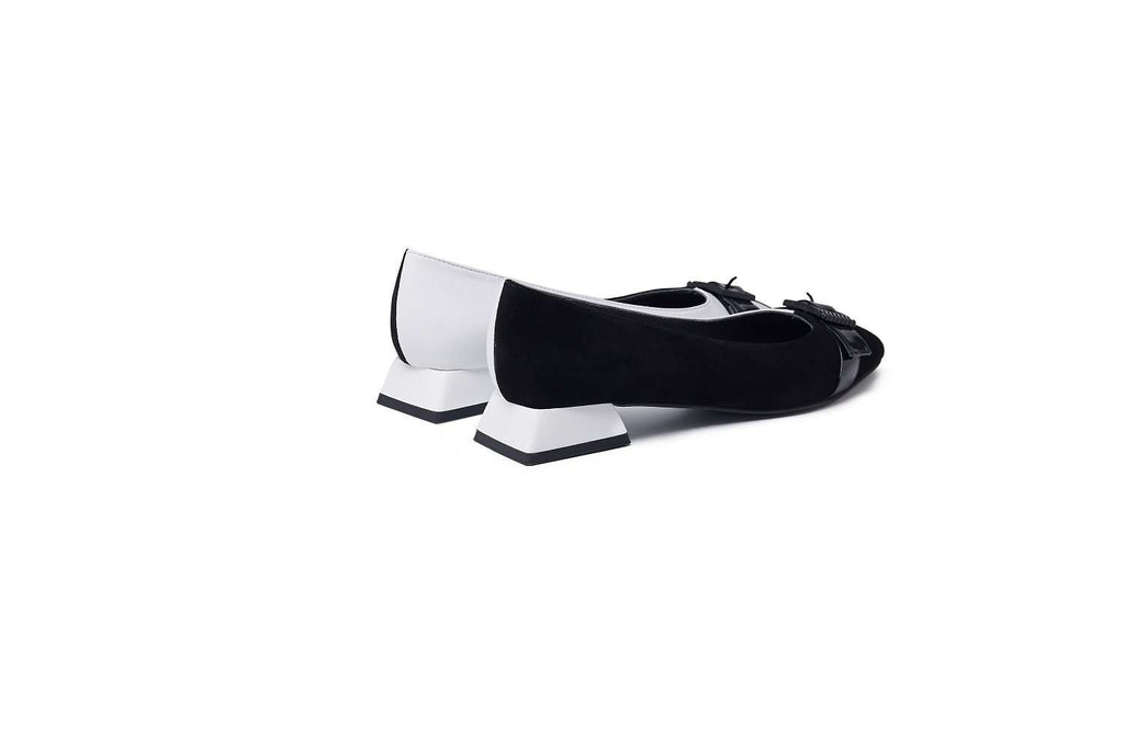 STREET SMART Color Block Flat 5137 - House of Avenues - Designer Shoes Online