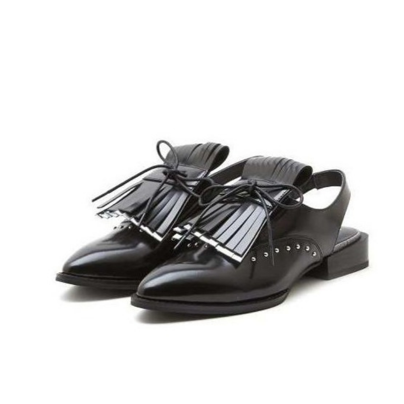 Ladies Tassel Slingback Style Oxford 4406 - House of Avenues - Designer Shoes | 香港 | 女鞋 House of Avenues