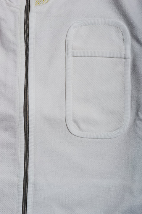 Hooded Vest Pocket