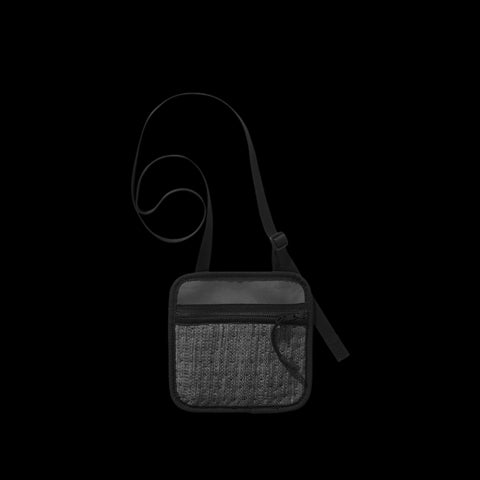 BYBORRE pouch aw19 the layered edition graphite front