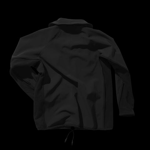 BYBORRE c jacket aw19 the layered edition gore tex black back
