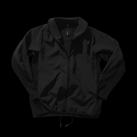 BYBORRE c jacket aw19 the layered edition gore tex black front