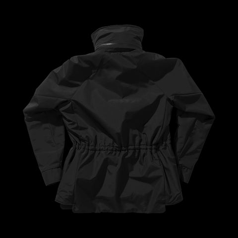 BYBORRE field jacket aw19 the layered edition gore tex multicolor back