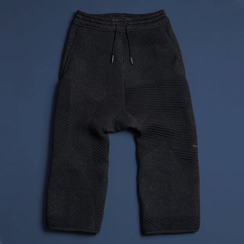 byborre long shorts b4 aw18 black front