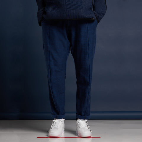 byborre pants d1 aw18 blue on body