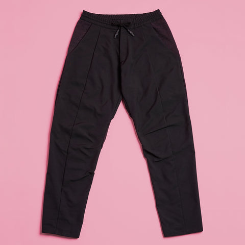 byborre pants d4 aw18 black grape front