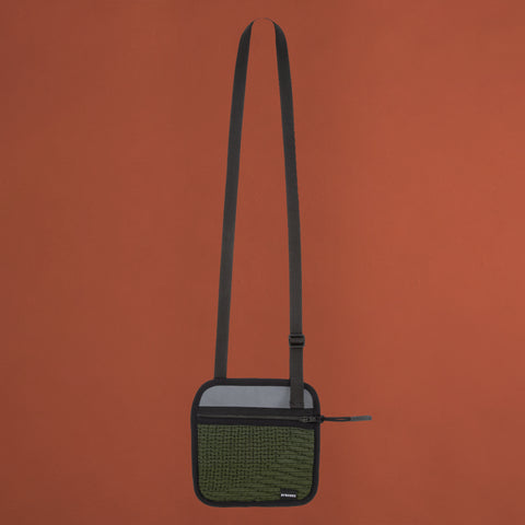 byborre pouch x1 aw18 olive