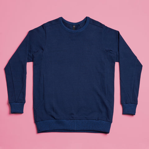 byborre sweater aw18 c1 blue front