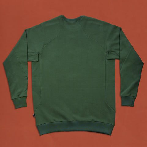 byborre sweater aw18 c1 olive back