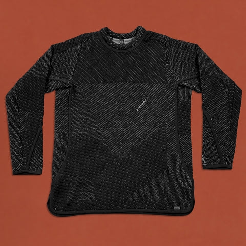 byborre sweater aw18 c4 black front