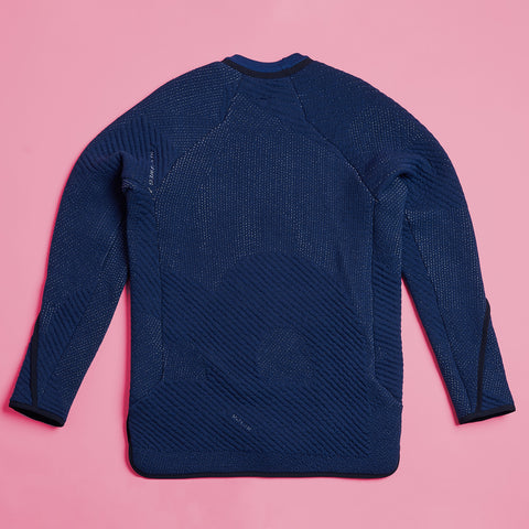 byborre sweater aw18 c4 blue back