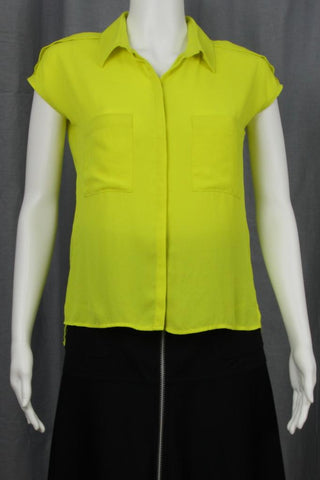 NEON SHEER BLOUSE