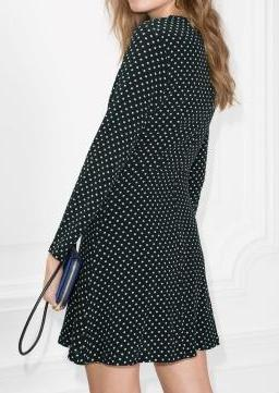 DOTS MINI DRESS