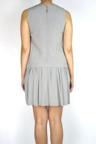 DROP WAIST SHIFT DRESS