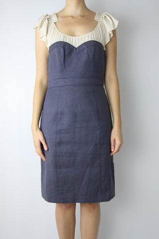 TWOFER BUSTIER DRESS