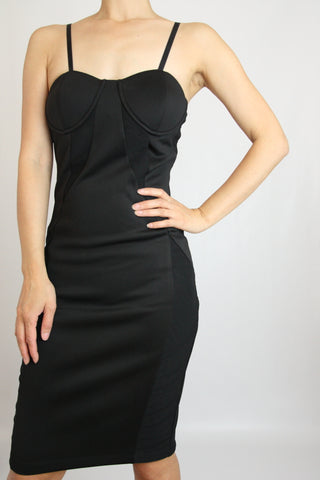BODYCON CORSET DRESS
