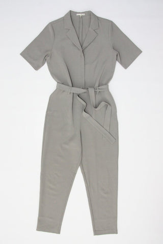 SHORT SLEEVE UTILITY JUMPSUIT