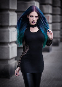 New gothlolibeauty photo of the sexy long T-shirt by Daedra,click to see more