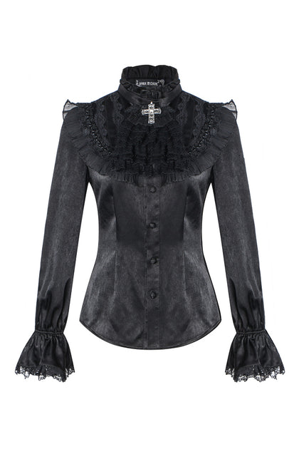 women gothic blouse cheaper