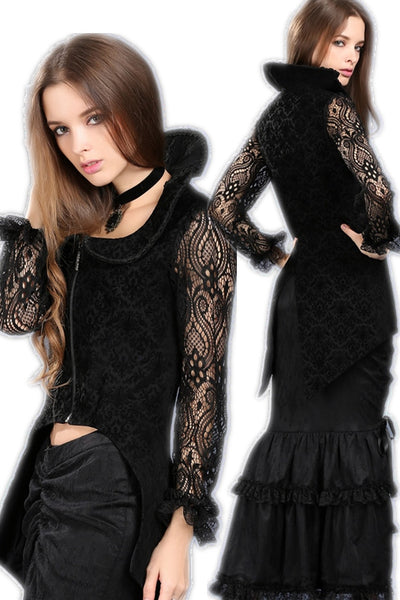 d5e50eb18f96 JW048 Gothic masquerade ball gowns cocktail jacket. $99.00 $83.56 · Sale  JW089 Women Black Medieval Gothic Vampire jacket